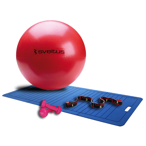 Sveltus Pack Easy Fitness