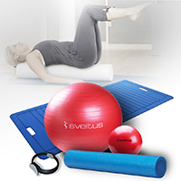 Fitnessaccessoires Sveltus Pack Pilates