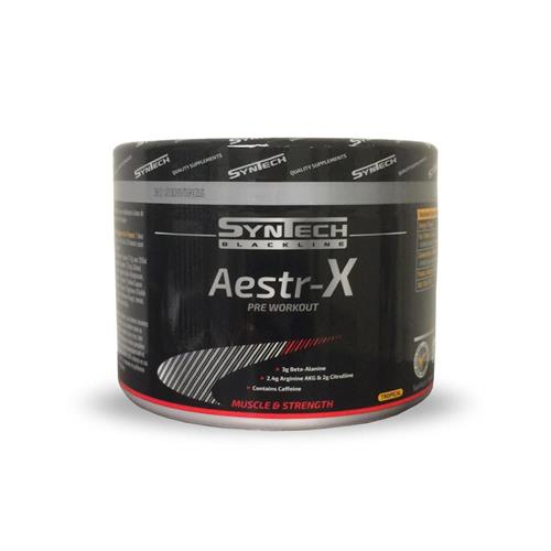 pre-workout Aestr-X Syntech - Fitnessboutique