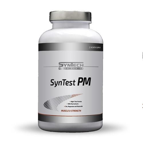 pre-workout Syntech Test Booster  Syntest PM