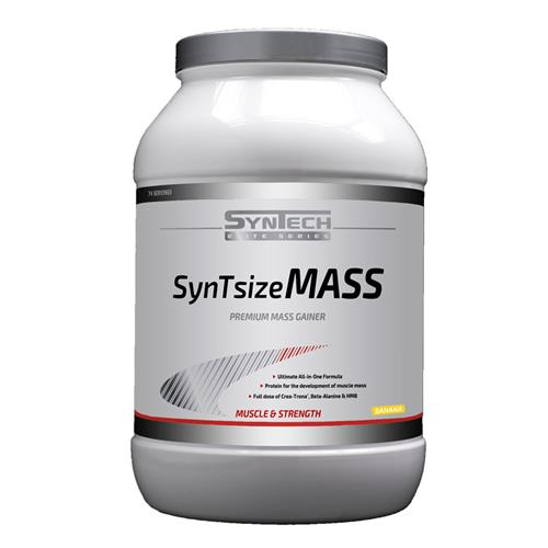 Massatoename Syntsize Mass Syntech - Fitnessboutique