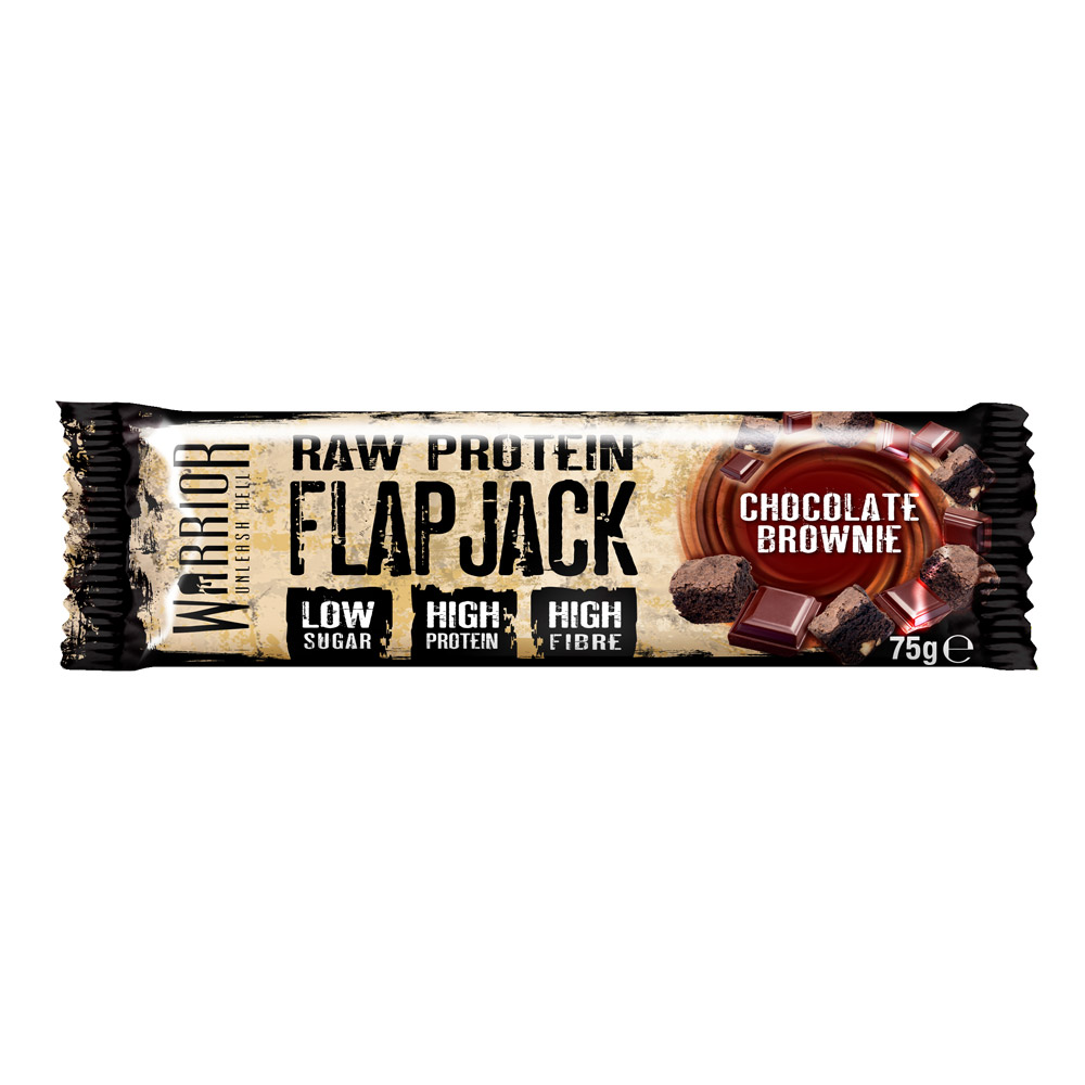Warrior Raw Protein Flapjack