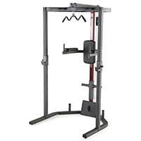 Smith Machine Power Rack Weider - Fitnessboutique