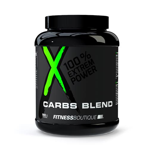 Uithouding Carbs Blend XNative - Fitnessboutique